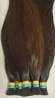 Натуральный не окрашенный волос
