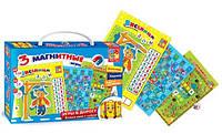 Детская магнитная игра Vladi Toys