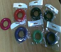 Эспандер-кольцо большое цветное ВК
