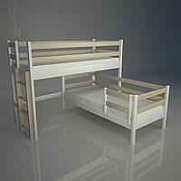 """Независимые кровати """"Классик"""" для двоих деток!"""