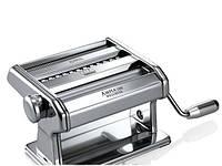 Машинка для раскатки теста + лапшерезка Marcato Ampia 180 mm