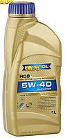 Масло моторное синтетическое RAVENOL (равенол) HCS  5W-40 1л.