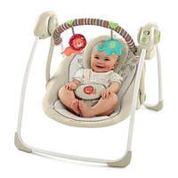 Кресло-качалка Bright Starts 60194 Уютное Королевство