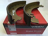 Тормозные колодки задние на ВАЗ 2101-07 2121 2123 Пр-во Ween