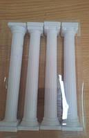 Набор колон для торта белая (код 01654)