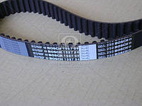 Ремень зубчатый ГРМ Opel KADETT 1.6D, 1.7D Z=146 (производство Bosch ), код запчасти: 1987949045