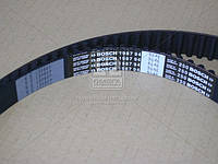 Ремень зубчатый ГРМ Opel KADETT E 1.6D Z=147 (производство Bosch ), код запчасти: 1987949046