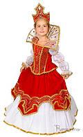 Детский карнавальный костюм Царица Код. 239