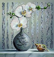"""Вышивка бисером """"Орхидея"""""""