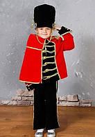 Детский новогодний костюм Гусара