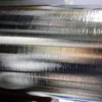 Пленка хром металл 3d