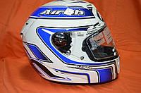 Итальянский брендовый шлем интеграл AIROH (М)