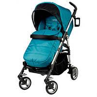 Детская коляска Peg Perego Si Completo EM71 Oceano голубая