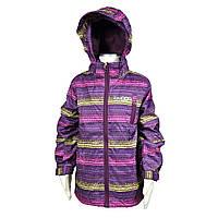 Куртка демисезонная ветровка на девочку р. 98-158 ТМ PIDILIDI (Чехия)