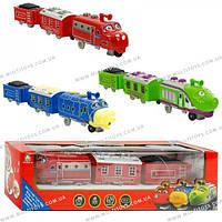 Поезд игрушечный на батарейке  в коробке