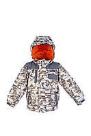 Куртка, полукомбинезон Gusti Zingaro 4348ZWB Серый Размеры на рост 110, 116, 120, 122 см