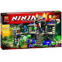 Конструктор BELA NINJA  Крепость 10324 (аналог LEGO ) 528дет  )