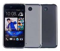 Силиконовый чехол для HTC Desire 300 301e