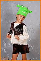 Маскарадный костюм Шрека для детей