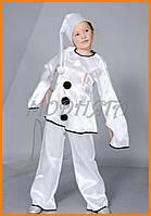 Маскарадный костюм Пьеро
