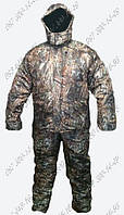 "Теплый зимний костюм для охоты,рыбалки. Размеры: 48-62 Ткань: мембрана Алова Костюм зимний ""Нива"""