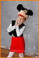 Детский костюм Микки Маус для мальчиков