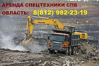 Песок, щебень, бетон, аренда спецтехники и техники, Приозерск и Приозерский район