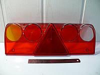 Стекло фонаря прицепа, полуприцепа правое/левое Schmitz