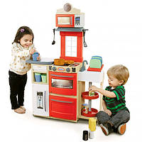Игровая детская кухня Cook And Store Little Tikes 638701