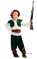 Детский карнавальный костюм Охотника Код 9347