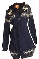Женский кардеган тёплый