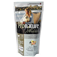 Pronature Holistic Atlantic Salmon & Brown Rice Cat, Корм для взрослых кошек 0,34 кг