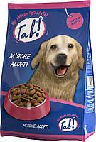 "Сухой корм для собак ""Гав"", мясное ассорти 10кг"
