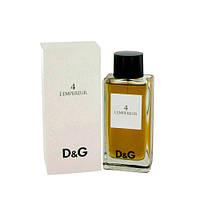 Dolce&Gabbana № 4 L'empereur туалетная вода мужская 100 ml