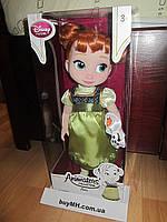 Кукла Анна аниматор Дисней США Disney Animators' Collection Anna 41 см
