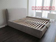 Мягкая двуспальная кровать Киев