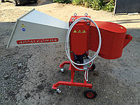 Измельчитель веток (веткоруб) АМ 80 с электродвигателем 4кВт
