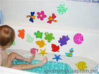МИНИ-КОВРИКИ антискользящие в ванную