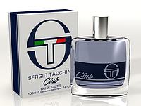 Мужская туалетная вода Sergio Tacchini Club (бодрящий аромат для энергичных мужчин)  AAT