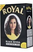 Индийская басма хна черная Royal