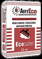 Финишная гипсовая шпаклевка Ecosaten