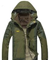 Мужская куртка 3 в 1 JACK WOLFSKIN. Мужские куртки весна. Демисезонные куртки мужские. Спортивные куртки