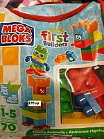 Конструктор Mega Bloks  серия First  builders  70д.