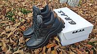 Мужские кожаные зимние кроссовки,ботинки Sport Antishok 07