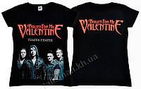 BULLET FOR MY VALENTINE - Temper Temper - рок-футболка женская