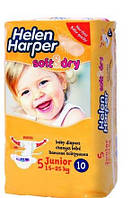 Підгузники Helen Harper Soft & Dry Junior 5 (15-25 кг) 10 шт.