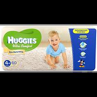 Підгузники дитячі Huggies Ultra Comfort 4+, 10-16 кг 60 шт для хлопчиків
