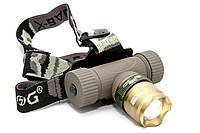 Налобный фонарь Police Bailong BL-6866