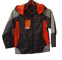 Детская куртка для мальчиков демисезон