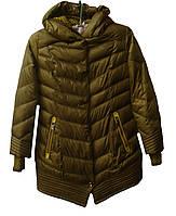 Женская куртка тёплая
